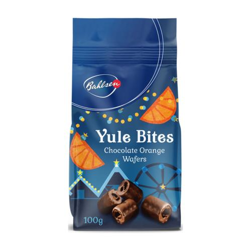 Bahlsen Yule Orange Bites 100g