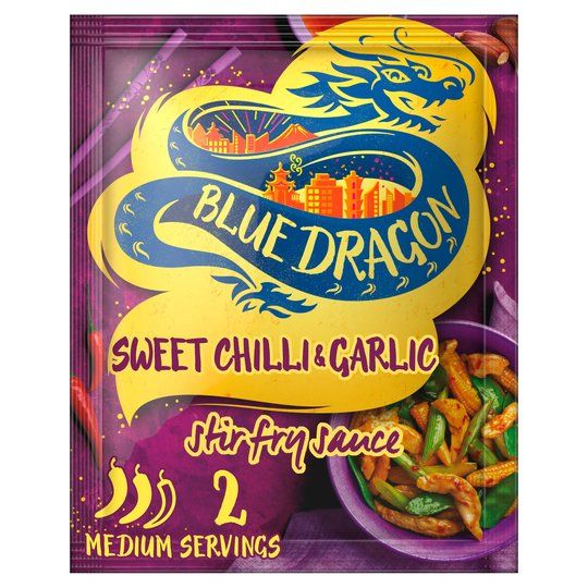 Blue Dragon Sweet Chilli & Garlic