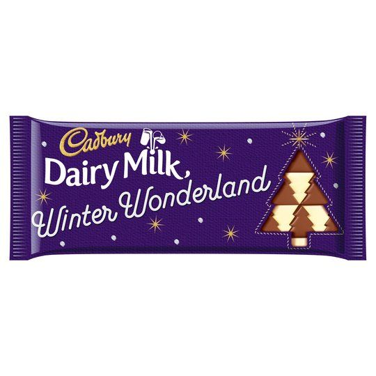 Cadbury Dairy Milk Winter Wonderland 100g