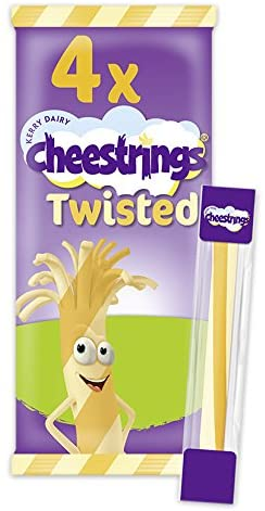 Cheesestring Twisted 4pk
