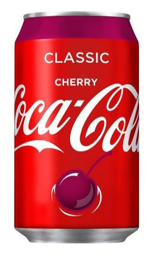 Cherry Coke 24x330ml