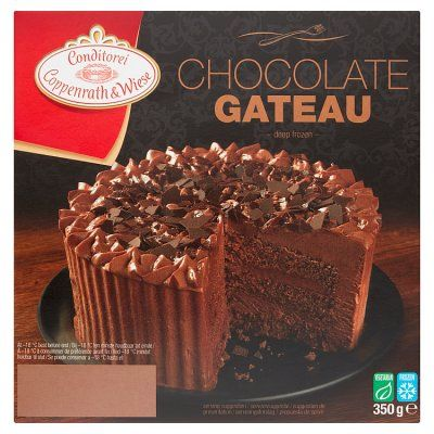 Coppenrath & Wiese Chocolate Gateau 350g