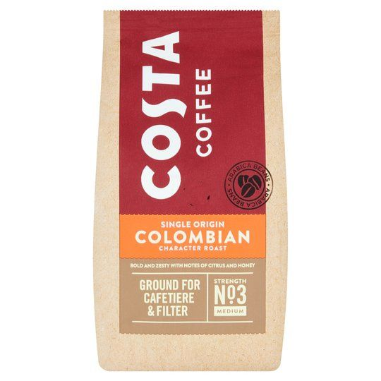 Costa Colombian Coffee 200g