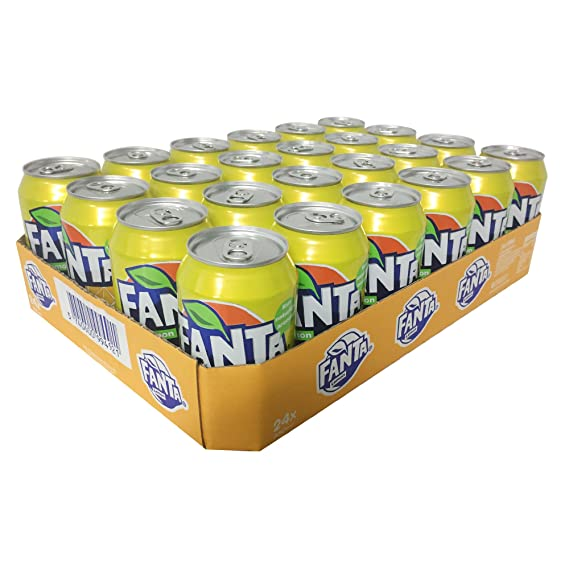 Fanta Lemon 24x330ml