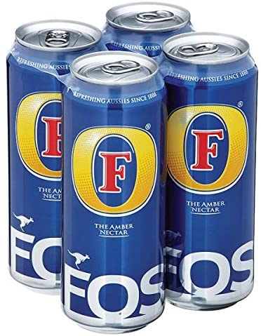 Fosters 4 x 440ml