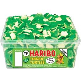 Haribo Terrific Turtles Tub