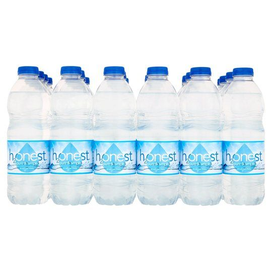 Honest Still Spring Water 24x500ml