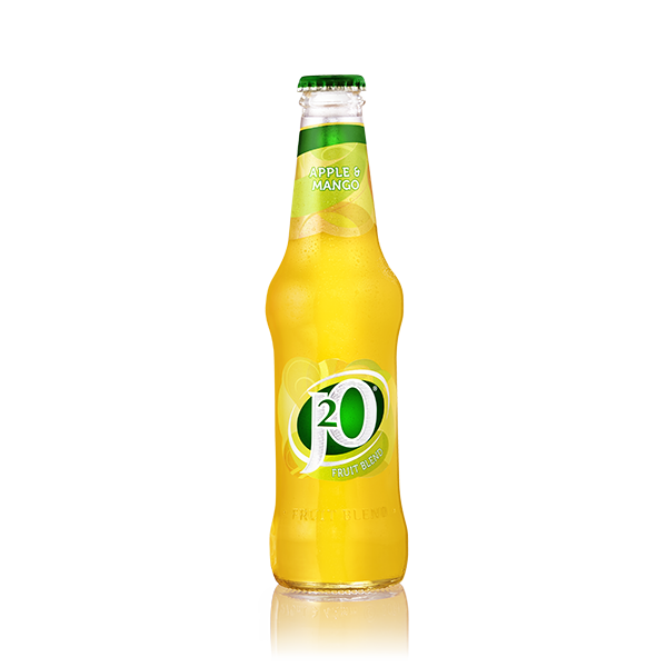 J2O Apple & Mango 24x275ml