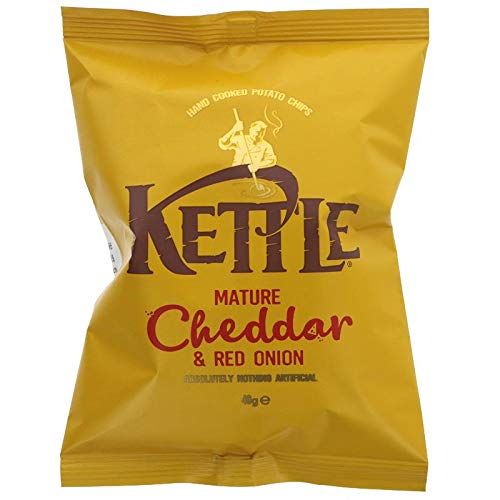 Kettle Chips Mature Cheddar Case