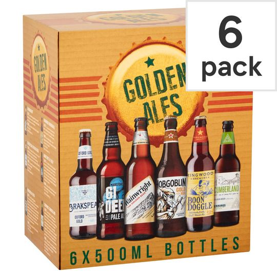 Marstons Golden Ales 6pk