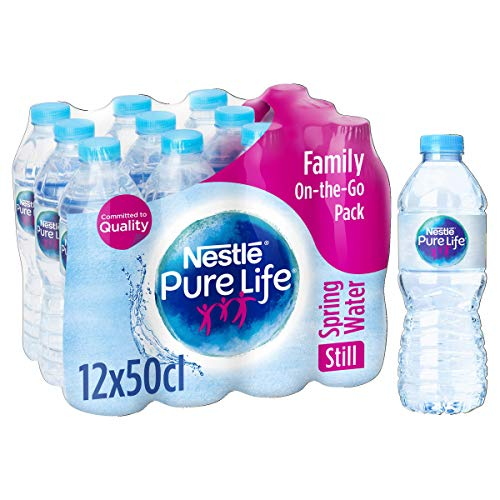Nestle Pure Life Water 12x500ml