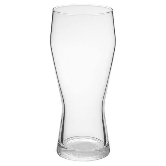 Tesco Beer Glass 4pk