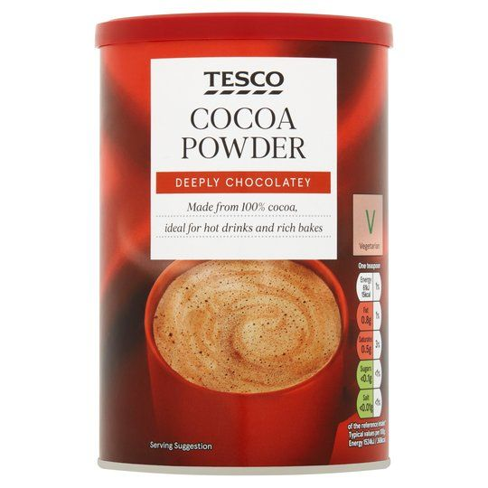 Tesco Cocoa Powder 250g