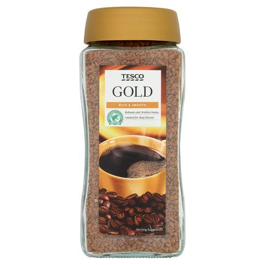 Tesco Gold Coffee 200g