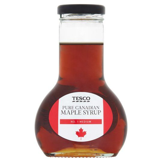 Tesco Maple Syrup 250g