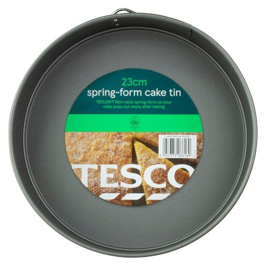 Tesco Spring Form Cake Tin 23cm